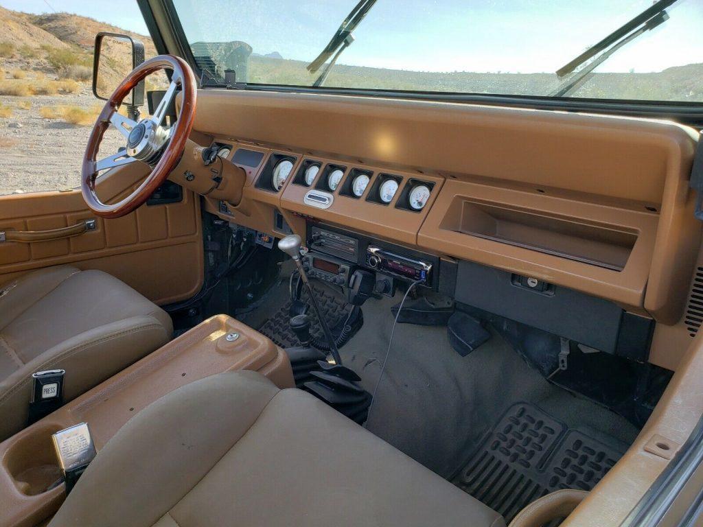 1988 Jeep Wrangler SAHARA YJ