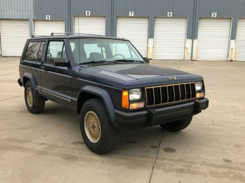 1989 Jeep Cherokee for sale