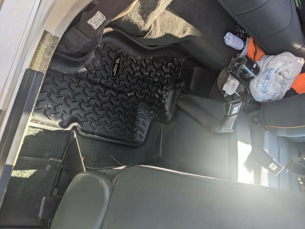 1994 Jeep Wrangler YJ Jurassic Park