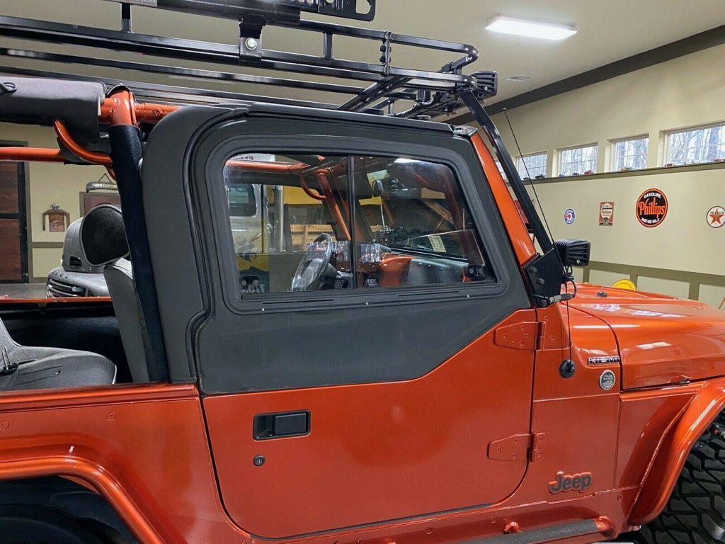 2000 Jeep Wrangler TJ With Hemi