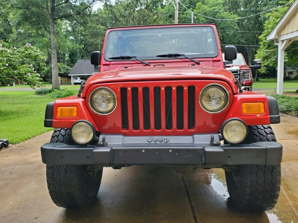 2005 Jeep Wrangler UNLIMITED