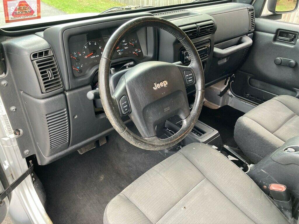 2006 Jeep Wrangler Automatic X