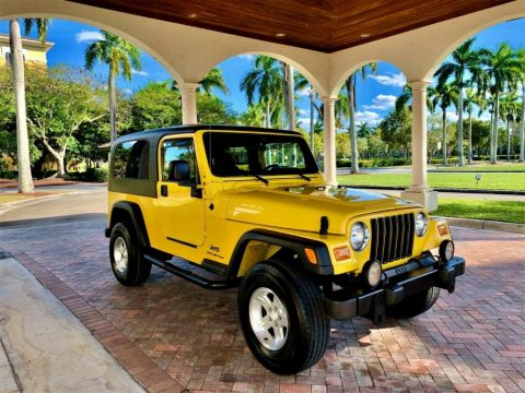 2006 Jeep Wrangler Unlimited  NO RUST 4×4 for sale