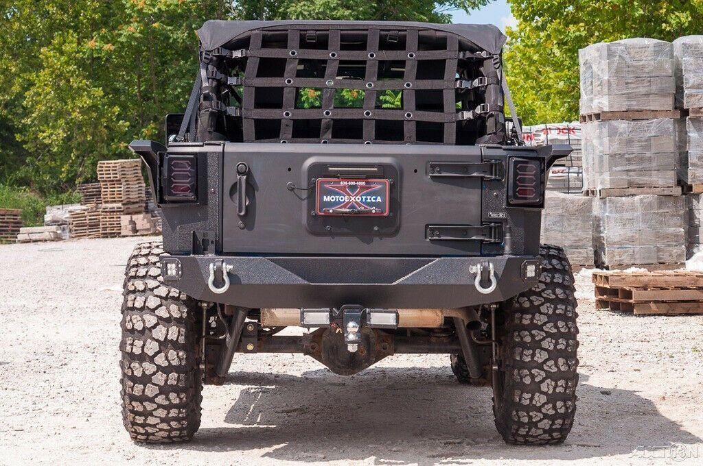 2011 Jeep Wrangler Sport Custom