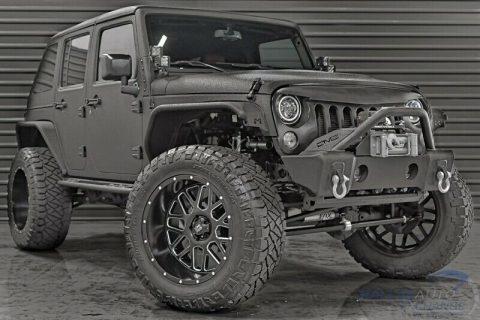 2017 Jeep Wrangler Rubicon 4×4 for sale
