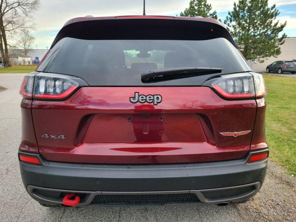 2020 Jeep Cherokee Trailhawk 3.2L V6