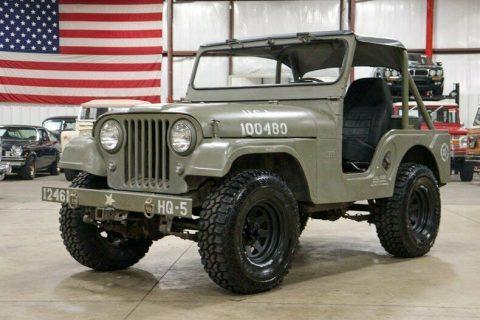 1960 Willys Jeep CJ 5 for sale