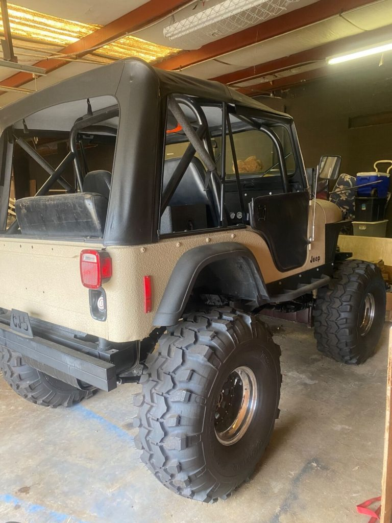 1979 Jeep CJ  Nicely Restored