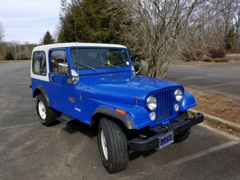 1981 Jeep CJ CJ7 for sale