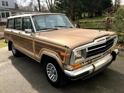 1990 Jeep Grand Wagoneer 5.9L for sale