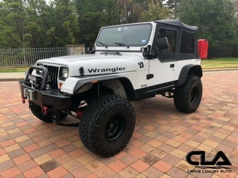 1995 Jeep Wrangler S Rio Grande Edition for sale