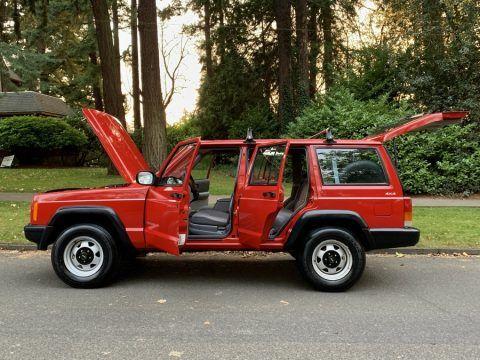 1998 Jeep Cherokee XJ 4X4 for sale