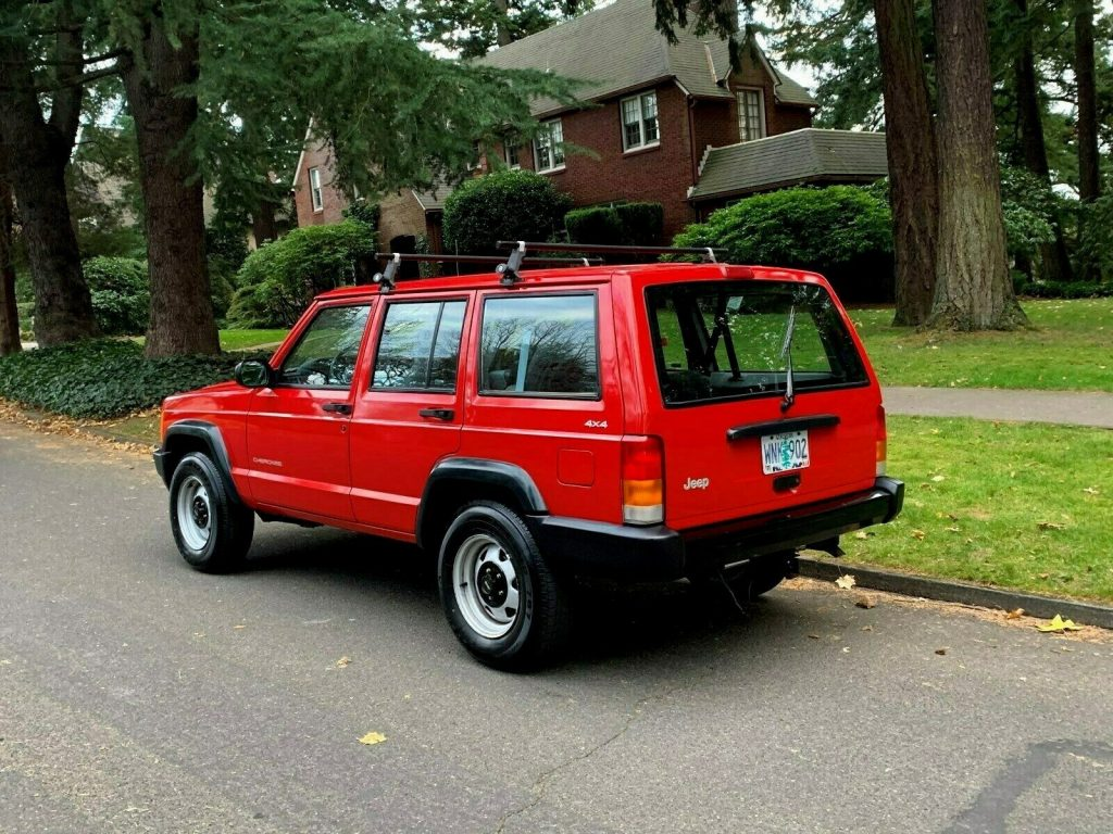 1998 Jeep Cherokee XJ 4X4