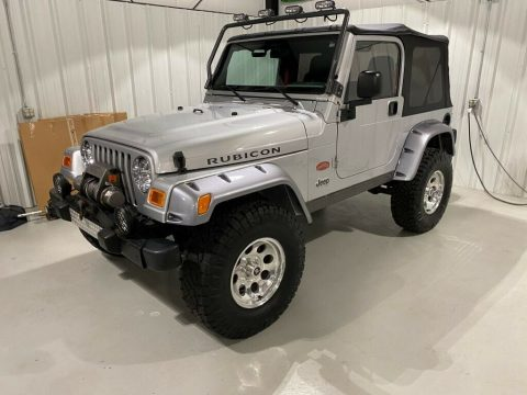 2003 Jeep Wrangler Rubicon Tomb Raider for sale