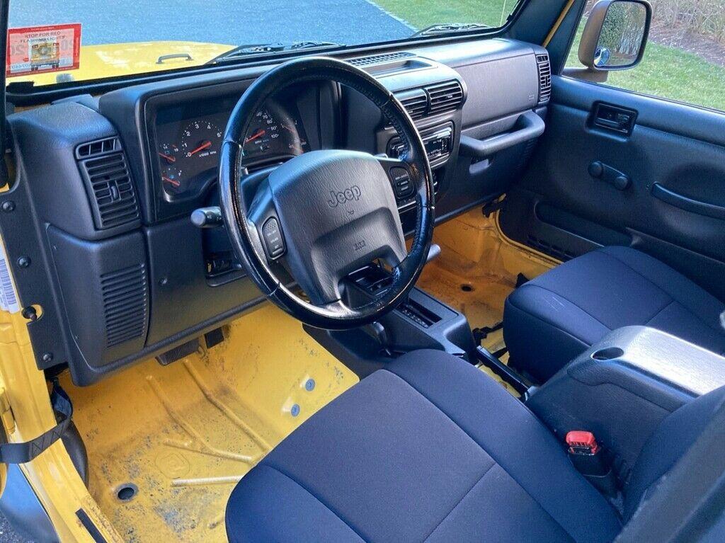 2003 Jeep Wrangler Sport Automatic Sport