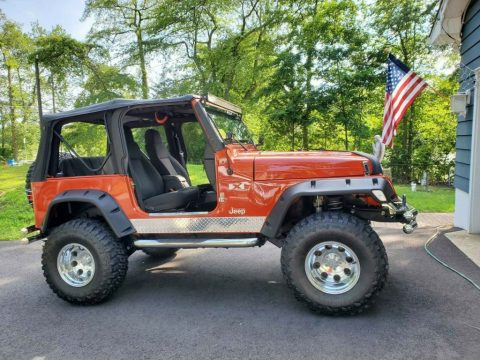 2006 Jeep Wrangler X for sale