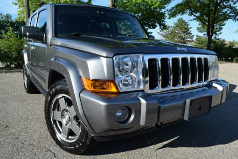 2007 Jeep Commander 4X4 Sport Edition for sale