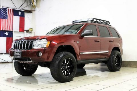 2007 Jeep Grand Cherokee Limited Lifted 4X4 DIESEL for sale