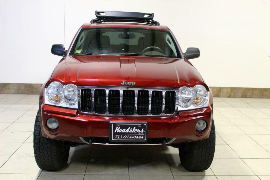2007 Jeep Grand Cherokee Limited Lifted 4X4 DIESEL