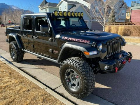 2020 Jeep Gladiator RUBICON for sale