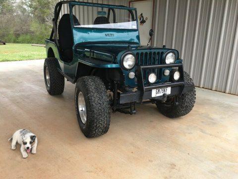 1946 Willys Jeep CJ 2A for sale