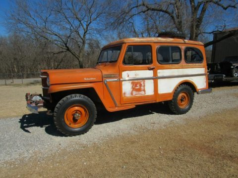 1963 Jeep Willys for sale