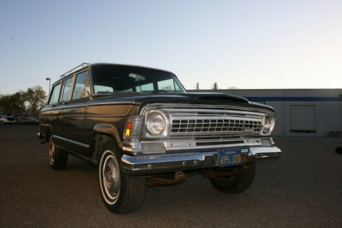 1971 Jeep Wagoneer for sale