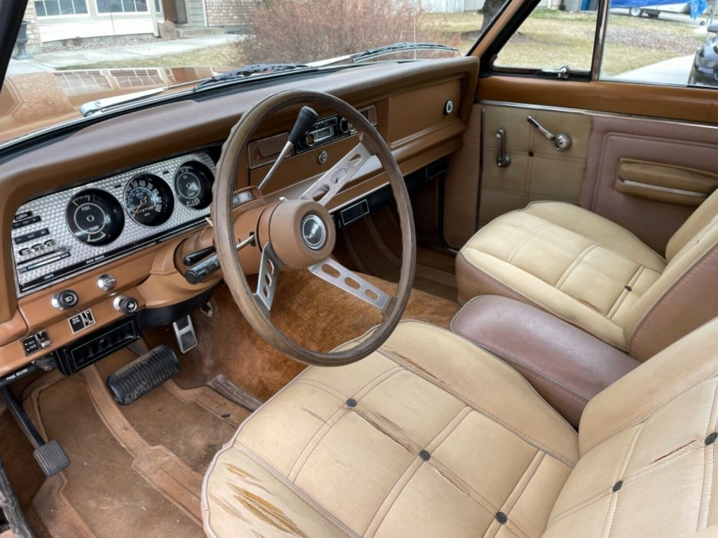 1978 Jeep Cherokee Levi's Edition