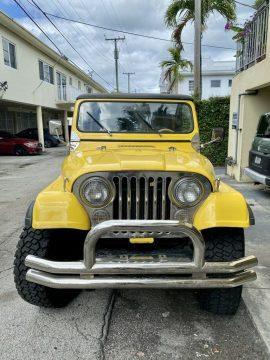 1979 Jeep CJ 7 for sale