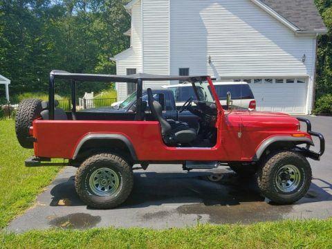 1981 Jeep Scrambler CJ8 for sale