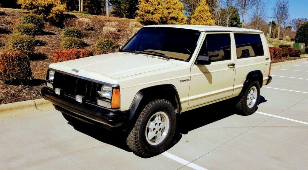 1986 Jeep Cherokee