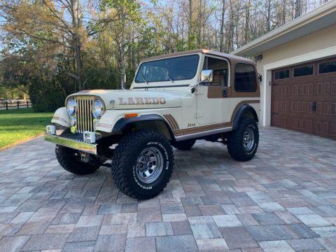 1986 Jeep CJ7 for sale