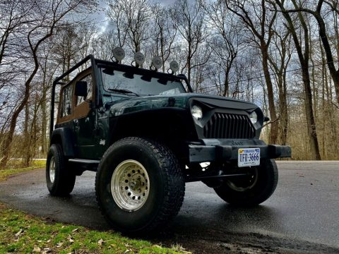 2000 Jeep Wrangler SE for sale