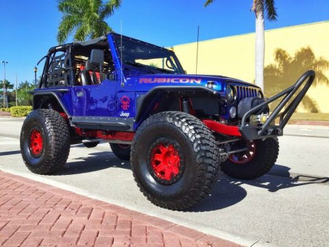 2003 Jeep Wrangler TJ for sale