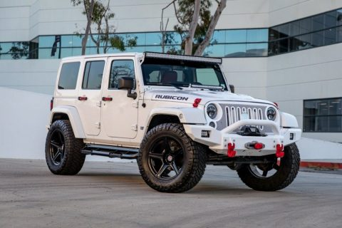 2013 Jeep Wrangler Rubicon 10th Anniversary [SuperCharged] for sale