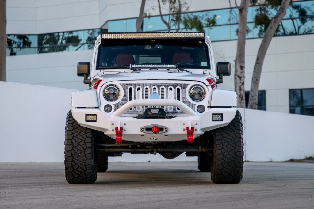 2013 Jeep Wrangler Rubicon 10th Anniversary [SuperCharged]