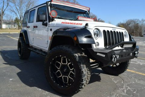 2014 Jeep Wrangler 4X4 Sport Edition(over $10K UPGRADES) for sale