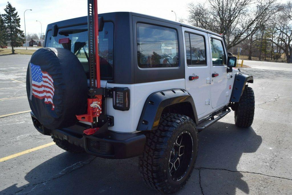 2014 Jeep Wrangler 4X4 Sport Edition(over $10K UPGRADES)