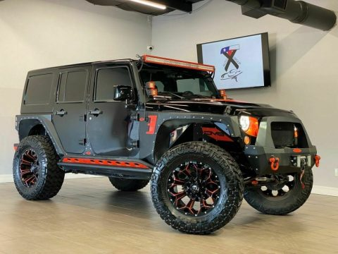 2016 Jeep Wrangler Willys Wheeler 4×4 4dr SUV for sale