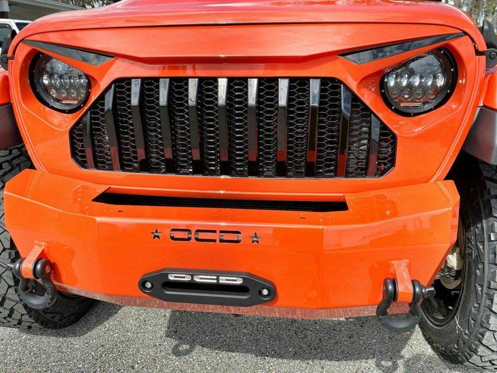 2020 Jeep Wrangler Lifted Turbo Sahara Hardtop NAV Alpine LEATHER