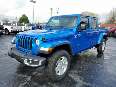 2021 Jeep Gladiator Sport S for sale