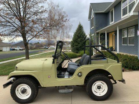 1968 Jeep CJ5 for sale