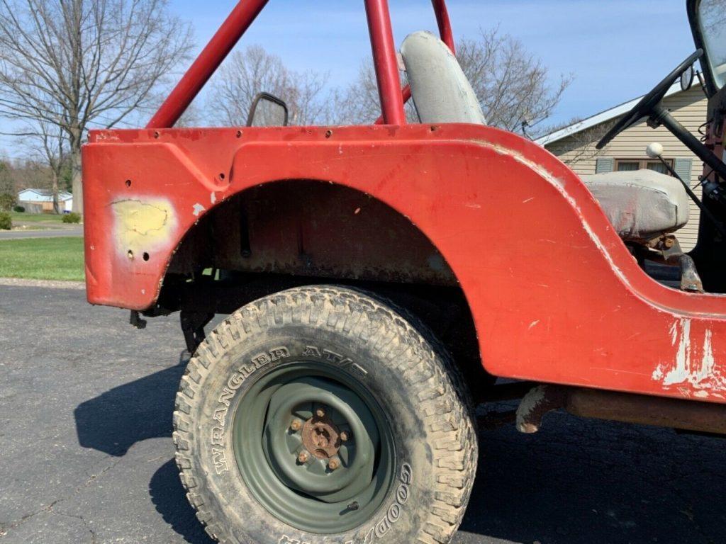1970 Jeep CJ 5 Dauntless V 6