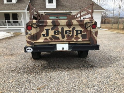 1971 Jeep Gladiator J 4000 for sale