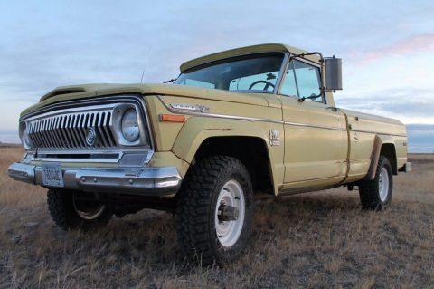 1972 Jeep J2000 custom for sale