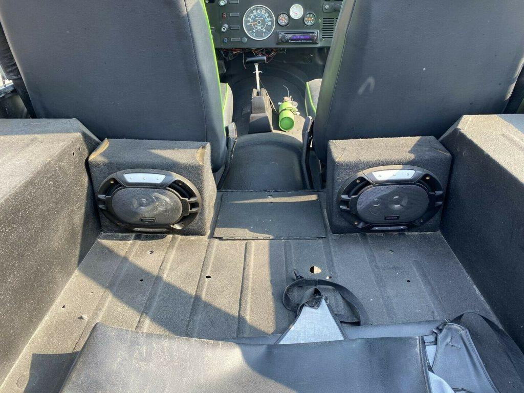 1983 Jeep Wrangler CJ5