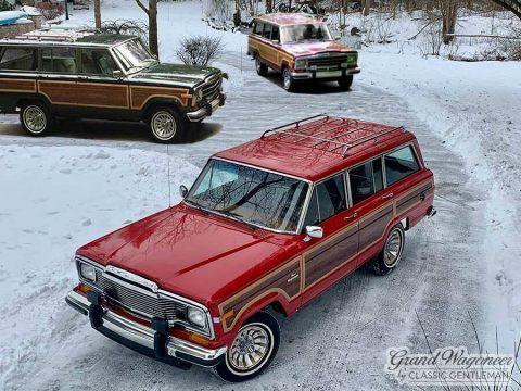 1984 Jeep Wagoneer Grand Wagoneer by Classic Gentleman for sale