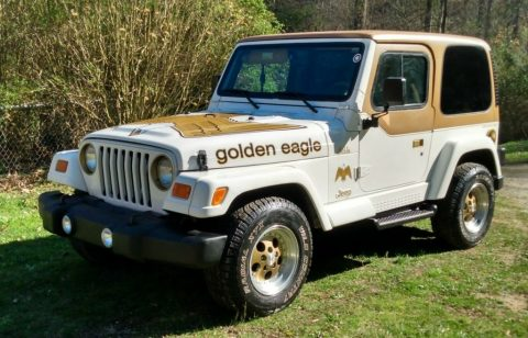 1997 Jeep Wrangler Sahara for sale