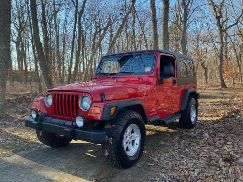 2004 Jeep Wrangler Unlimited Sport Automatic for sale