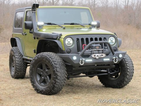 2007 Jeep Wrangler RUBICON for sale
